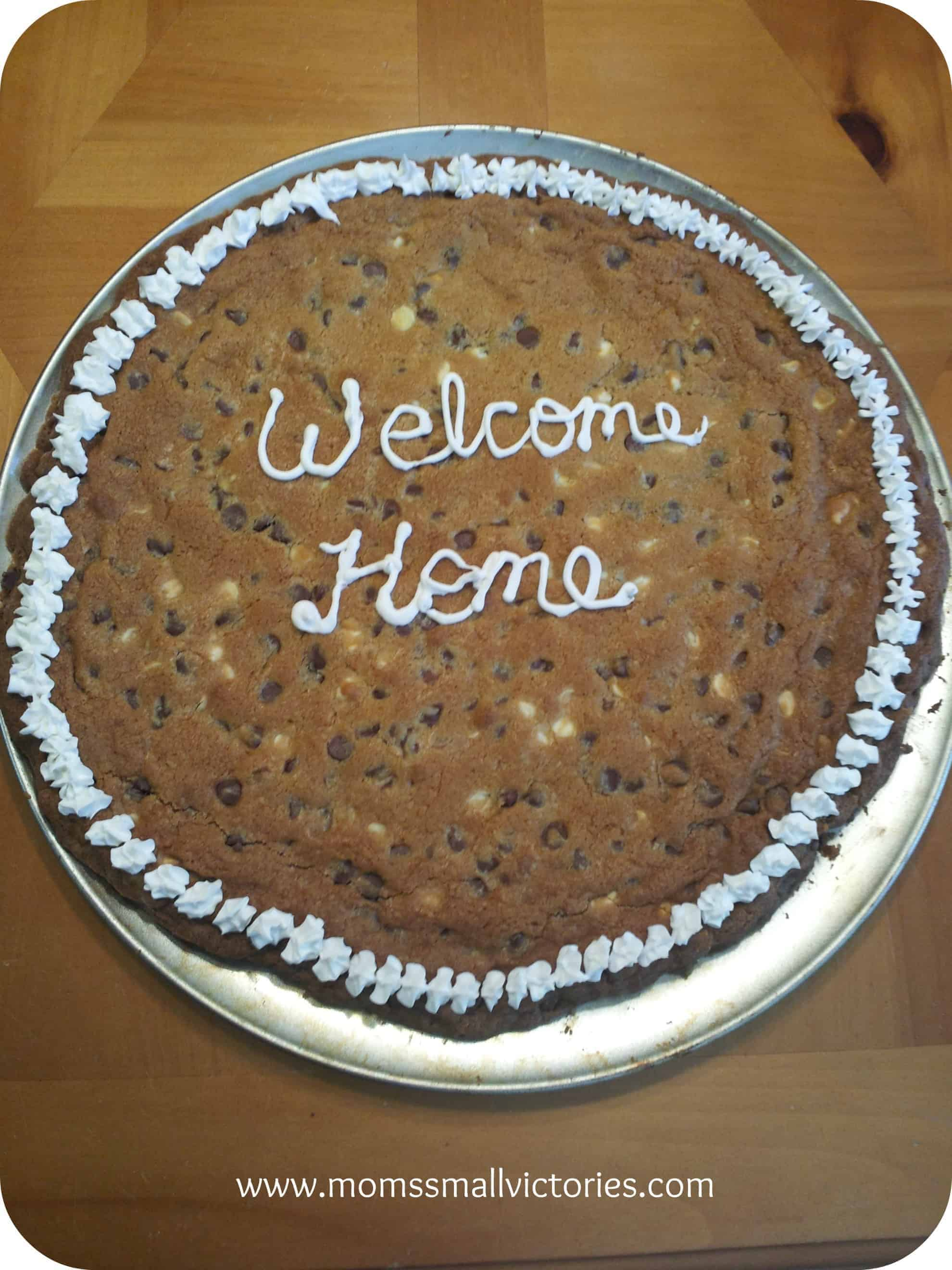 Emeril Giant Chocolate Chip Cookie Cake Recipe