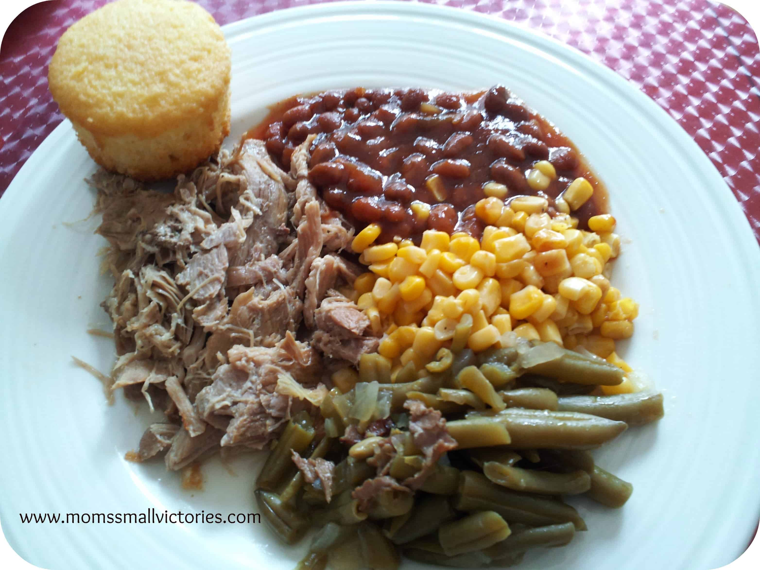 Recipe Review: Pulled Pork and NC Style Vinegar BBQ Sauce