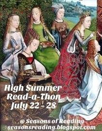 High Summer Readathon July 22-July 28, 2013