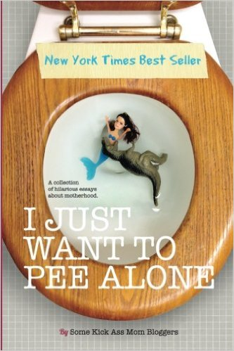 Book Review: I Just Want to Pee Alone – a Collection of Funny Short Stories about Motherhood