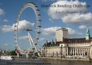 sherlock holmes reading challenge
