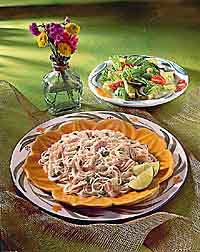 Photo Credit: Tempting Tuna Parmesano from TLC Cooking
