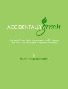 Accidentally Green by Hilary Kimes Bernstein Book Review