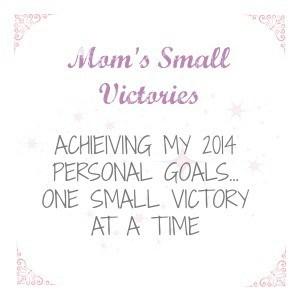 momssmallvictories 2014 personal goals