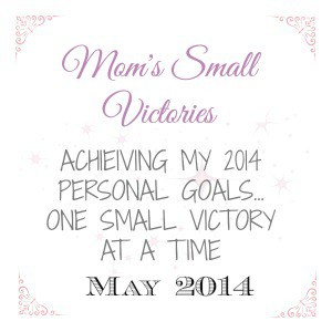 April Achievements and May 2014 Personal Goals
