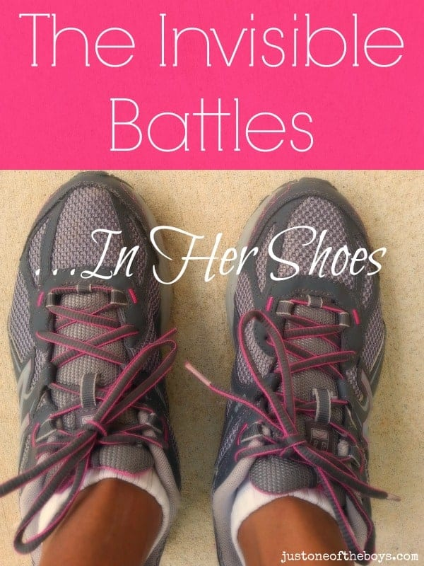 In Her Shoes: Sharing my Story with an Invisible Illness