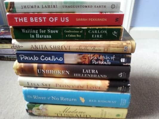 My Travel the World in Books Readathon Goals