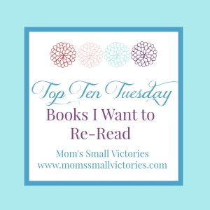 Top 10 Books to Reread