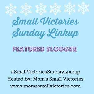 Small-Victories-Sunday-Linkup-Featured-Blogger-Winter