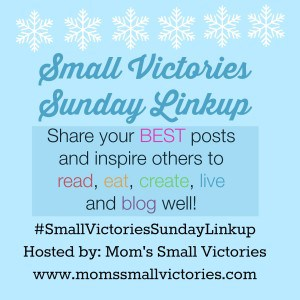 Small Victories Sunday Linkup {39}