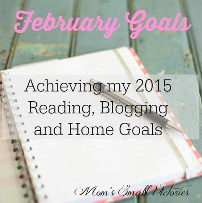 February 2015 Goals and Linkup