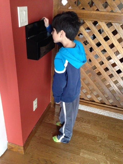 Mom's Got Mail. How creative parenting and a family mailbox saved my sanity by Guest Blogger Just One of the Boys