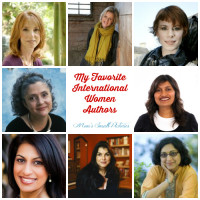 International Women Authors Guest Post at I'm Lost in Books