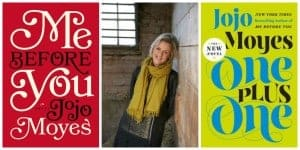 JoJo Meyes, Female English Author or Me Before You and One Plus One