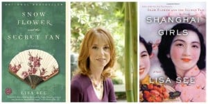 Lisa See, Chinese-American Female Author of Snow Flower and the Secret Fan and Shanghai Girls