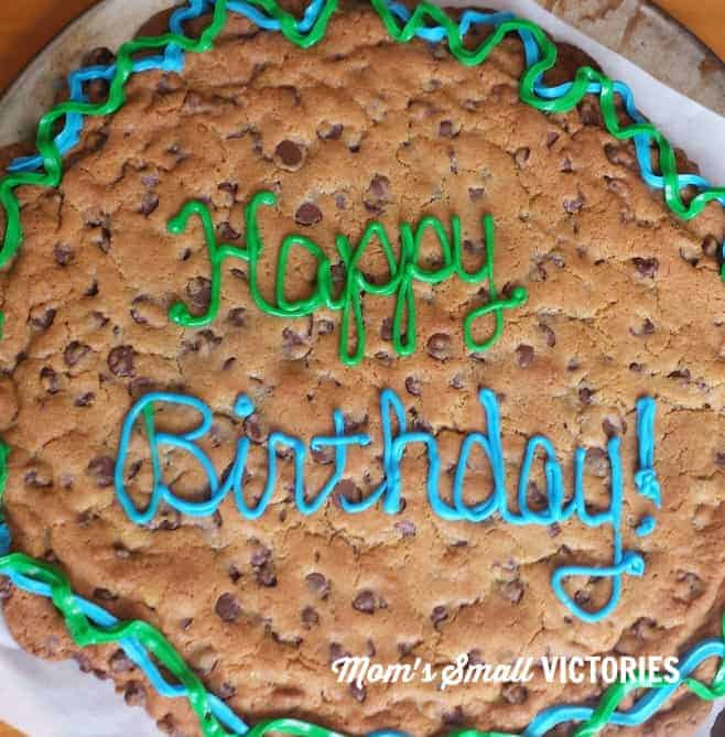 Emeril Lagasse Chocolate Chip Cookie Cake