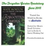 Travel the World in Books to Australia for The Forgotten Garden Readalong in June 2015. Discover the truth behind a prominent family with the help of a book of dark fairy tales and a secret garden.
