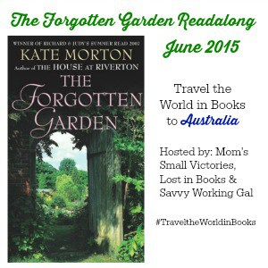 The Forgotten Garden by Kate Morton June 2015 Readalong