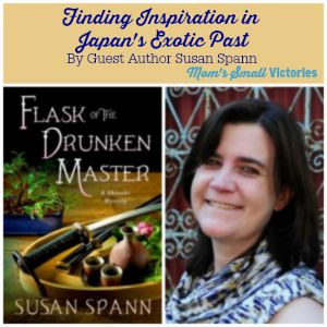 Be Our Guest Fridays {31}: Finding Inspiration in Japan's Exotic Past by Author Susan Spann