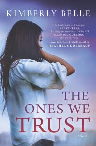 A Few Good Men meets Scandal in The Ones We Trust by Kimberly Belle. An intense drama about a military family seeking the truth about the death of their son