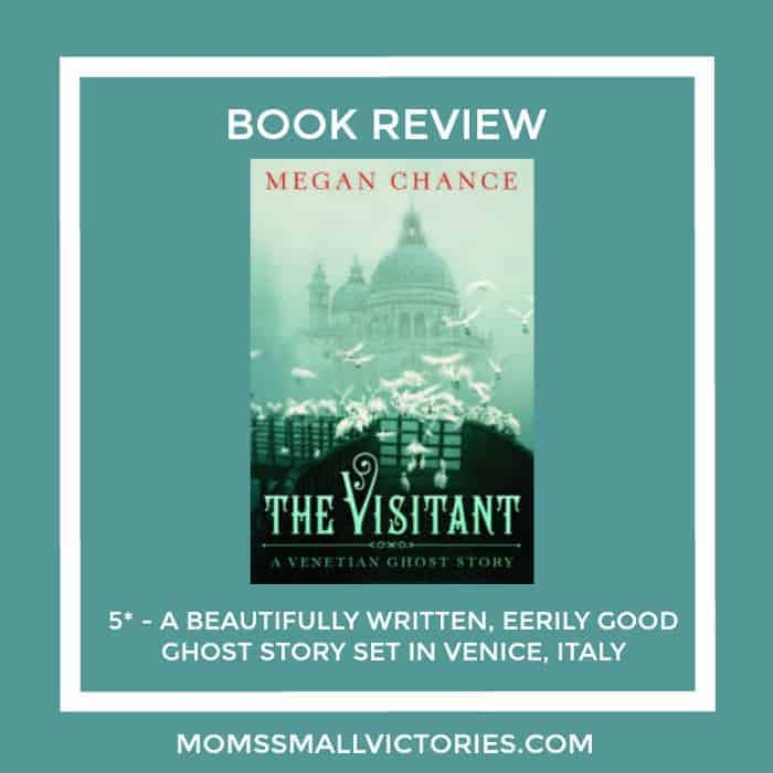 The Visitant: A Venetian Ghost Story by Megan Chance Review & GIVEAWAY!