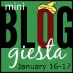 Mini-Bloggiesta, tackling our blog to do lists