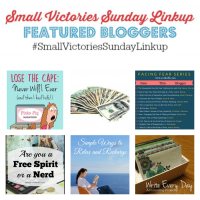 Small Victories Sunday Linkup {88}