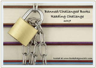 Banned Challenged Books Reading Challenge 2017 hosted by Book Dragon's Lair is one of our 25 Reading Challenges to Unleash Your Bookworm.