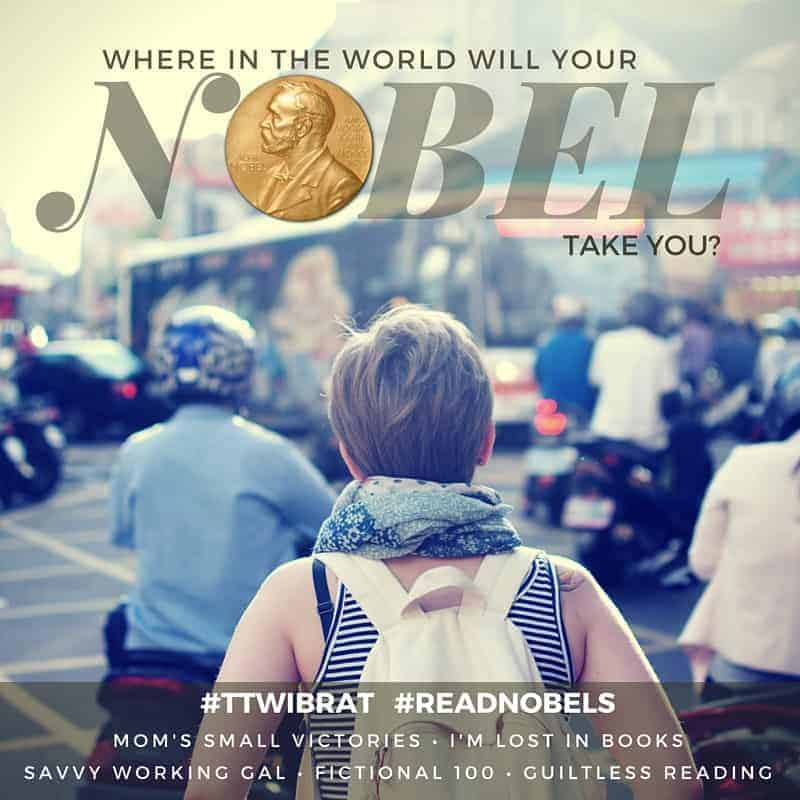 Read Nobels and TTWIB Reading Challenge for April