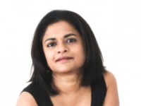 Amulya Malladi, author of A House for Happy Mothers, The Mango Season and 4 other novels.