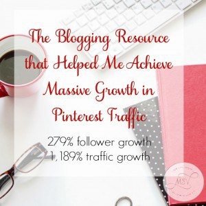 How Pinning Perfect Helped Me Achieve Massive Growth in Pinterest Traffic