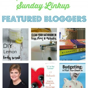 Small Victories Sunday Linkup {108}