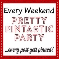 Enjoying the Holidays with Fibromyalgia + Pretty Pintastic Party {131}