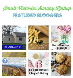 SVS Featured Bloggers 109 sqaure