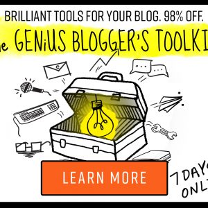 Top Ten Courses I Gotta Have from the Genius Blogger's Toolkit and FREE Elite Blog Academy Prep Guide