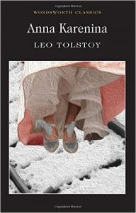 Anna Karenina by Leo Tolstoy is a classic love story set in Russia and is one of the books on our Ultimate Winter Reading List.