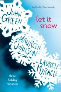 Let it Snow is a collection of wintry short YA romance stories by John Green, Maureen Johnson, and Lauren Myracle and is one of the books on our Ultimate Winter Reading List of Books You Need to Cozy Up With This Winter.