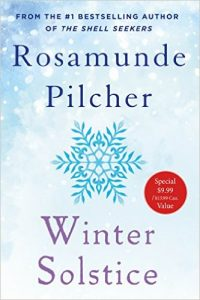 Winter Solstice by Rosamunde Pilcher is a Christmas novel about finding hope and love after loss that is one of the books on our Ultimate Winter Reading List.