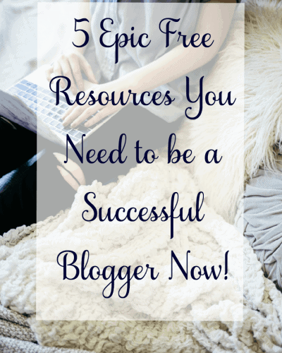 How are YOUR Grades? Plus 5 Epic FREE Resources to be a Successful Blogger NOW!