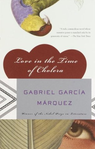 Love in the Time of Cholera by Gabriel Garcia Marquez is one of our Books Worth Reading by Nobel Prize of Literature Winning Authors.