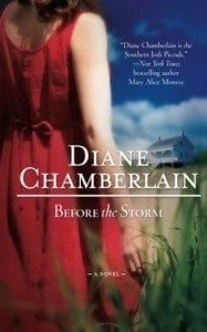Book Review: Before the Storm by Diane Chamberlain