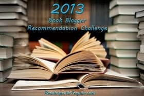 2013 Book Blogger Recommendation Reading Challenge