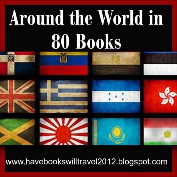 Around the World in 80 Books Reading Challenge