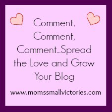 Bloggiesta Mini-Challenge: Comment, Comment, Comment…Spread the Love and Grow Your Network