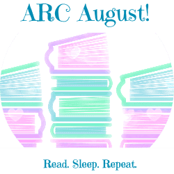 ARC August Reading Challenge & Bout of Books 8.0 Readathon