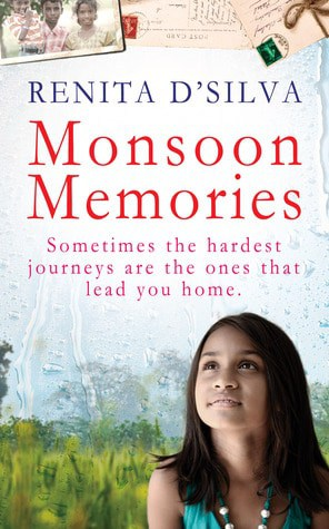 Monsoon Memories is a fantastic debut novel by Renita d'Silva exploring family secrets, cultural values and the amazing food and vibrancy of India. 5*