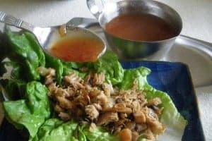 Photo Credit: PF Changs Lettuce Wraps from Food.com