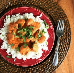 Photo Credit: Slow Cooker Chicken Tikka Masala from Cooking Classy
