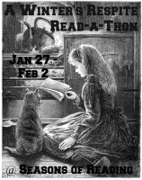 Winter's Respite Readathon Wrap up Post & It's Monday, What Are you Reading Feb. 3, 2014