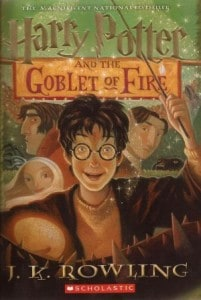 HP and the goblet of fire